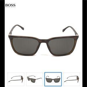 HUGO BOSS Brand new Men's Rectangular Sunglasses